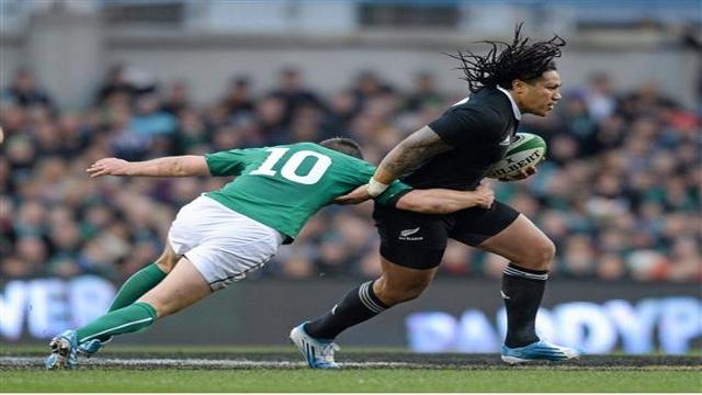Where to watch Ireland vs All Blacks