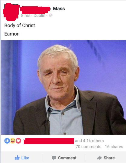 mass facebook event