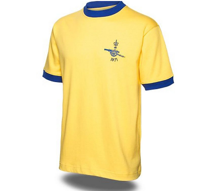 reputable site 9af58 c0484 Arsenal The Latest Club To Offer Awesome Line Of Retro Gear ...