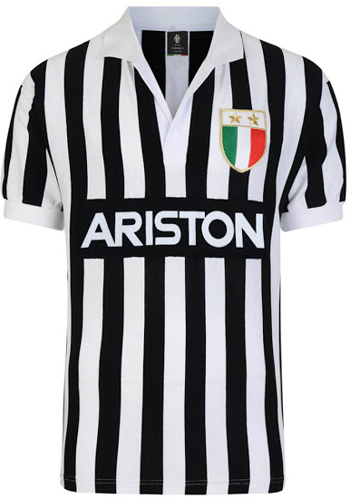 Juventus Retro Kit