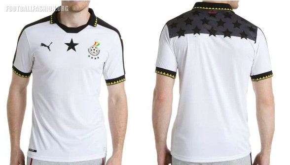 africa cup of nations jerseys
