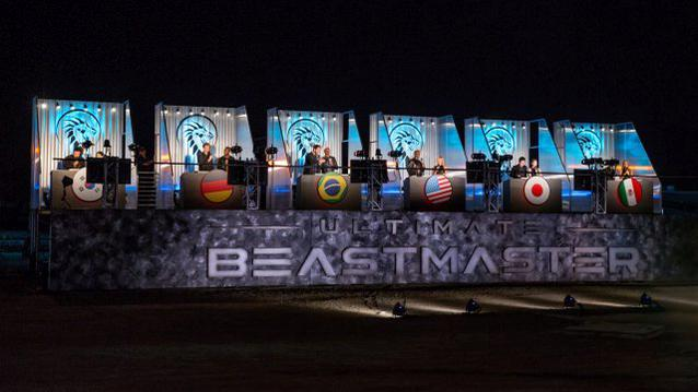 Image result for ultimate beastmaster