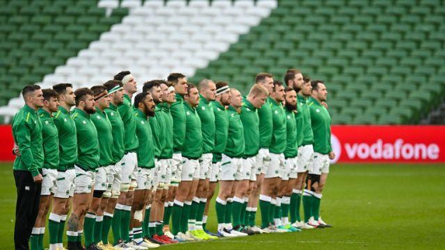 Ireland vs Wales