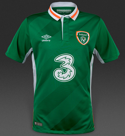 cd8fa9728 The Top 5 Ireland Home Jerseys From 23 Years With Umbro