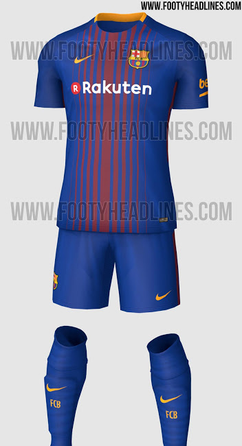 new barcelona home jersey