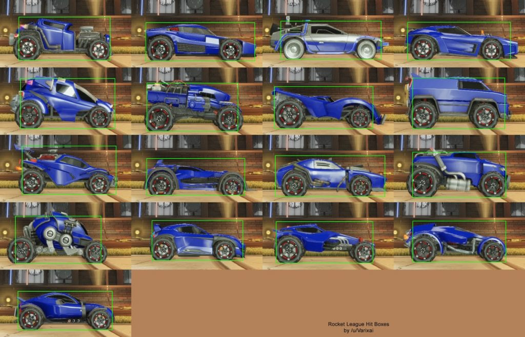 What Is The Best Car To Use In Rocket League Balls Ie