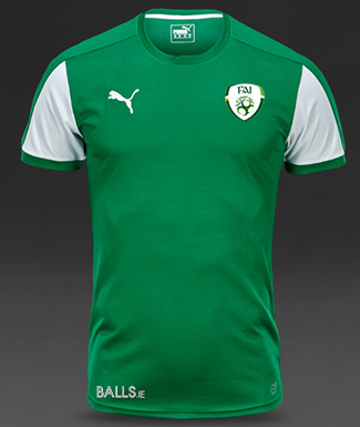 new ireland jersey