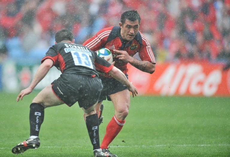 Munster v Saracens