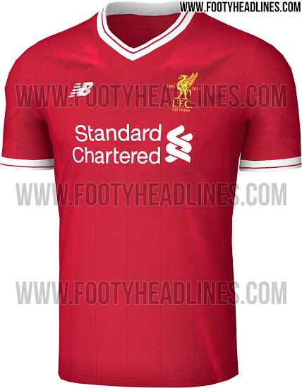 quality design 7171a c8fb8 The New Liverpool '125th Anniversary' Jersey Has Leaked And ...