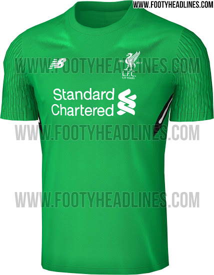 quality design cea53 8d702 The New Liverpool '125th Anniversary' Jersey Has Leaked And ...