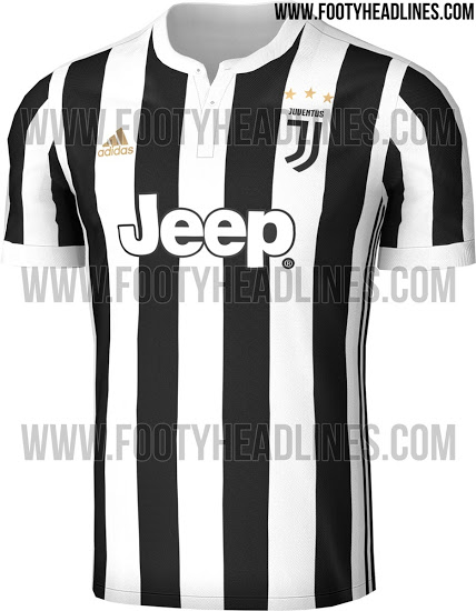 brand new cc04e 33bf1 Juan Cuadrado Accidentally Leaks Juventus' New Jersey For 17 ...