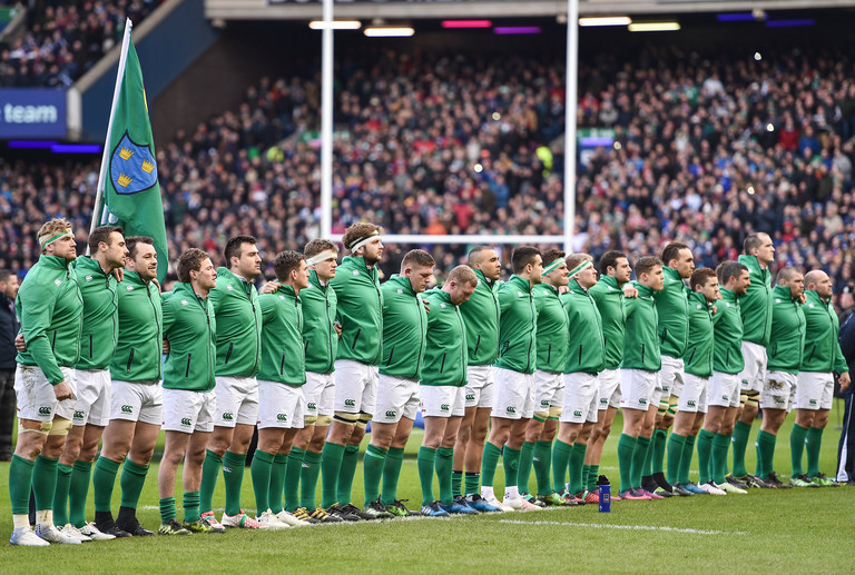 Ireland Get Favourable Pool Stage Draw For 2019 Rugby World