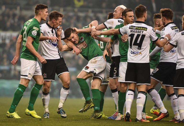 Sean Maguire: Preston North End sign Cork City striker for undisclosed fee