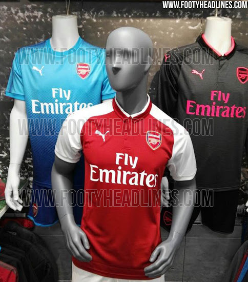 new arsenal jersey