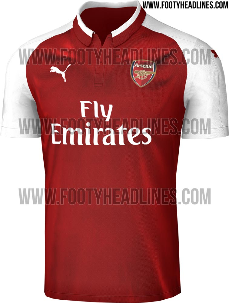 buy online 44478 12c09 All 3 New Arsenal Jerseys Have Been Unveiled Ahead Of The ...