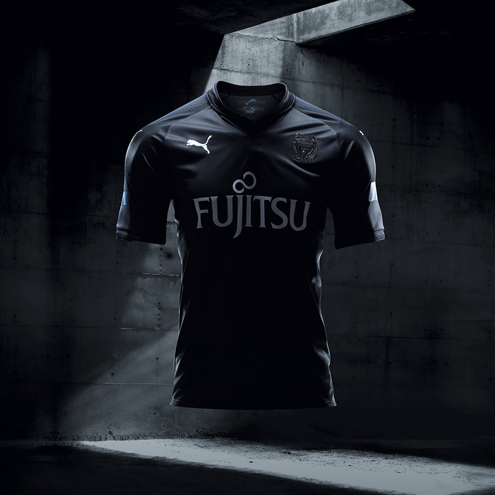 Puma Unveil 23 Stunning New Blackout Jerseys For Teams Including Arsenal Dortmund Balls Ie