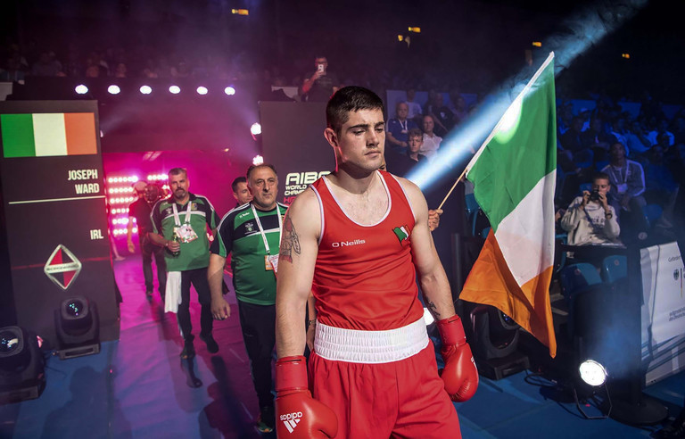 What Time Is Joe Ward Fighting And Where To Watch? | Balls ie