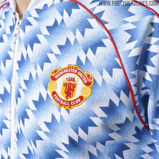 cheap for discount 7733a 59c14 Adidas' New Line Of Man Utd Retro Themed Gear Might Be The ...