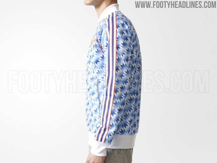 471ff41f Adidas' New Line Of Man Utd Retro Themed Gear Might Be The Best Yet ...