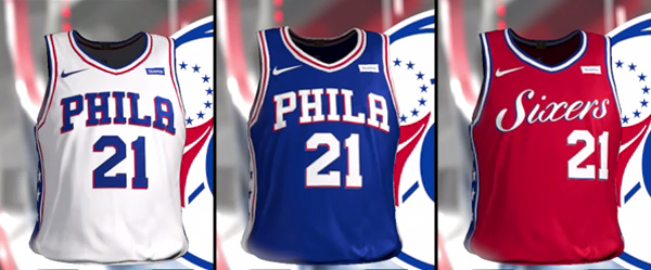 big sale b4220 544df Power Ranking The New Nike Jerseys Of All 30 NBA Teams ...