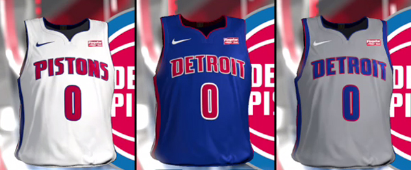 big sale 0a0f9 bee0e Power Ranking The New Nike Jerseys Of All 30 NBA Teams ...