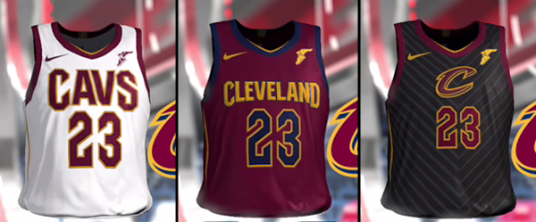 6621d5ef67e Power Ranking The New Nike Jerseys Of All 30 NBA Teams | Balls.ie