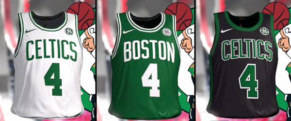 big sale b8588 5f0a5 Power Ranking The New Nike Jerseys Of All 30 NBA Teams ...