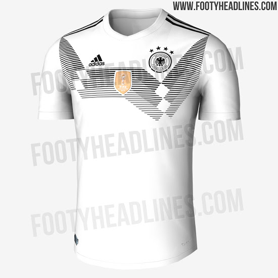 8daf05ed6 5 New Adidas 2018 World Cup Jerseys Have Already Been Leaked