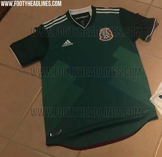 20701be23 5 New Adidas 2018 World Cup Jerseys Have Already Been Leaked