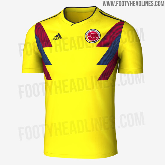 new product 29f13 5e412 5 New Adidas 2018 World Cup Jerseys Have Already Been Leaked ...