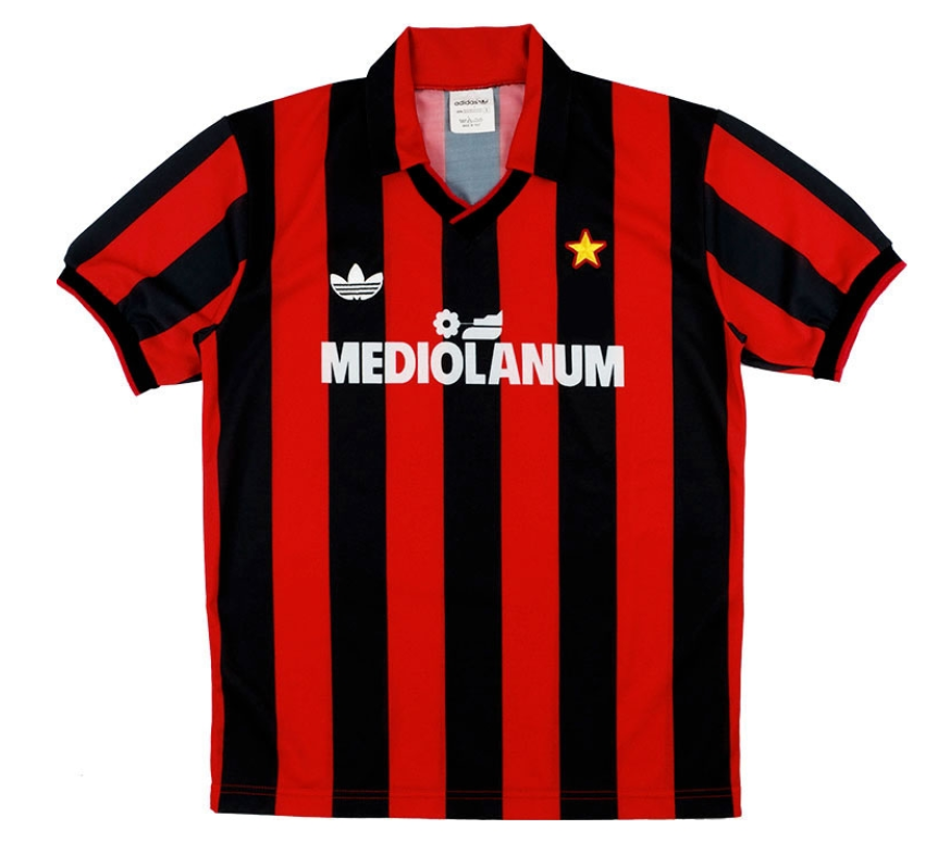 finest selection 0c17d 35c1e 10 Of The Best Adidas AC Milan Jerseys To Mark The End Of An ...