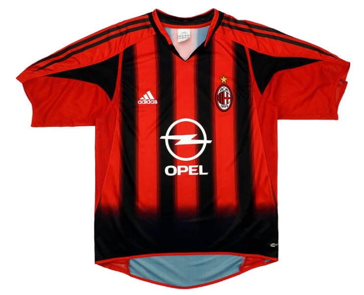 finest selection dd899 ecf4b 10 Of The Best Adidas AC Milan Jerseys To Mark The End Of An ...