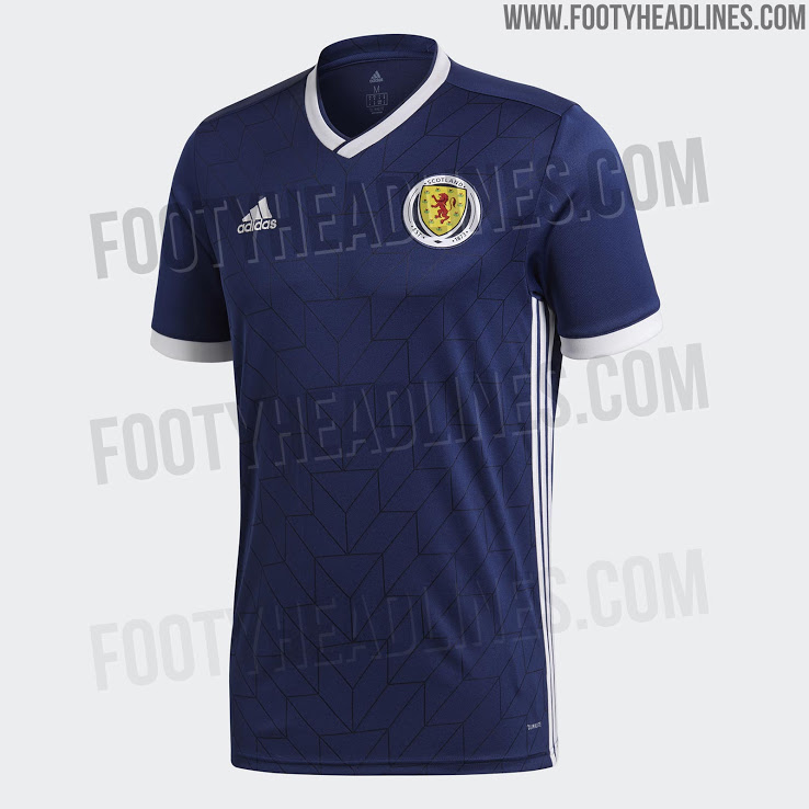 f5a993db9 A Load Of Adidas  Outstanding New International Jerseys Have Been ...