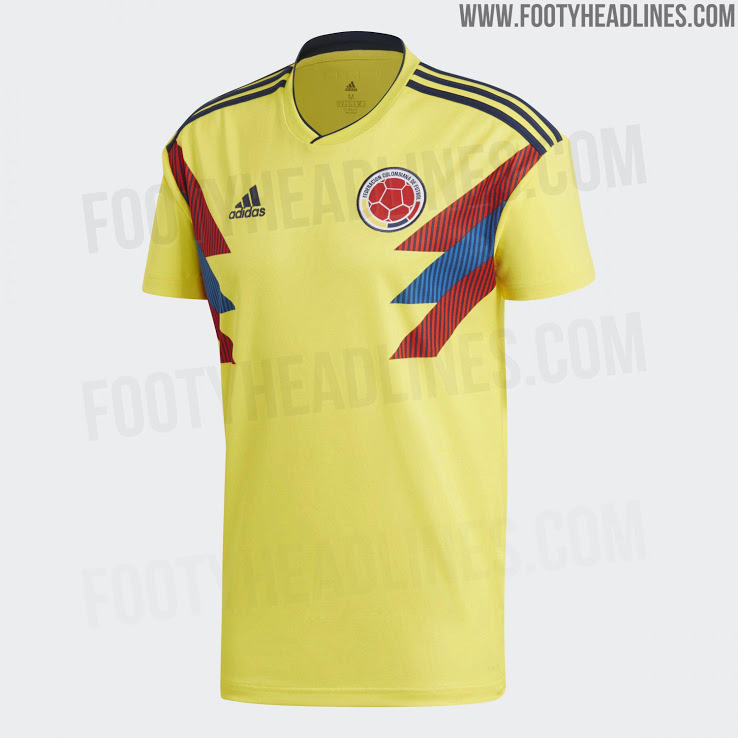bbd061ec6 A Load Of Adidas  Outstanding New International Jerseys Have Been ...