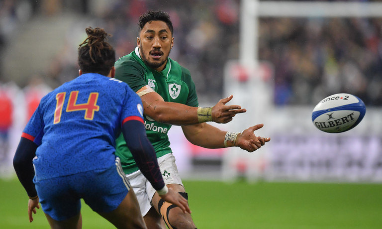 possible irish team to face italy