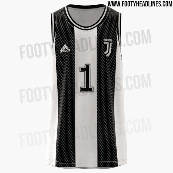 new styles b6d53 59107 Juventus To Release Basketball Jersey Despite Lack Of ...