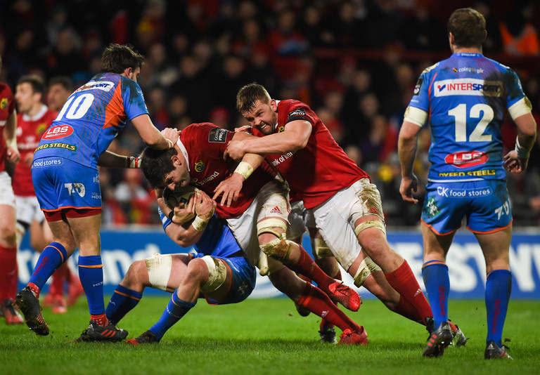 where to watch munster vs scarlets