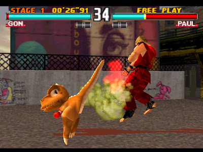 A Look Back On The Brilliant Tekken 3 On Its 20th Anniversary Balls Ie