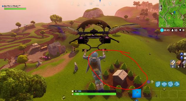 How To Follow The Treasure Map Found In Moisty Mire Ballsie