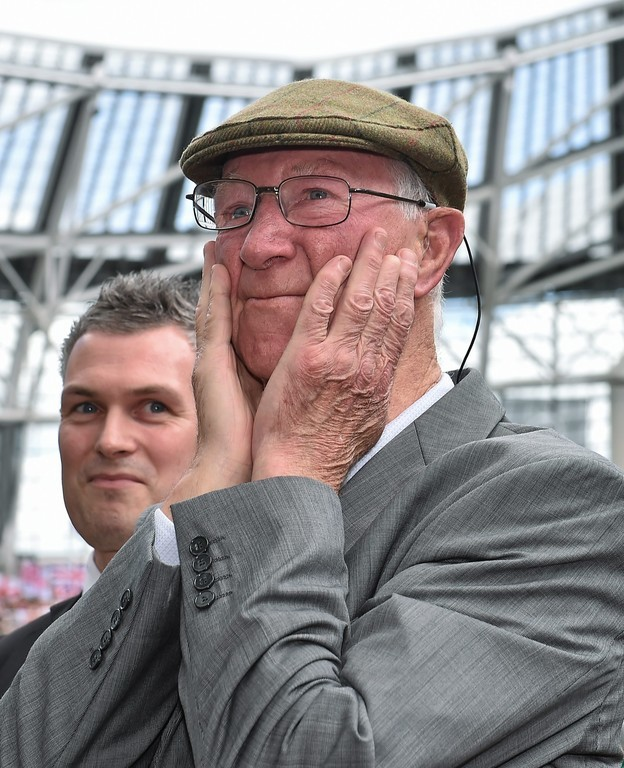 On This Day, May 8 1935: Jack Charlton, the man who took ...  |Jack Charlton