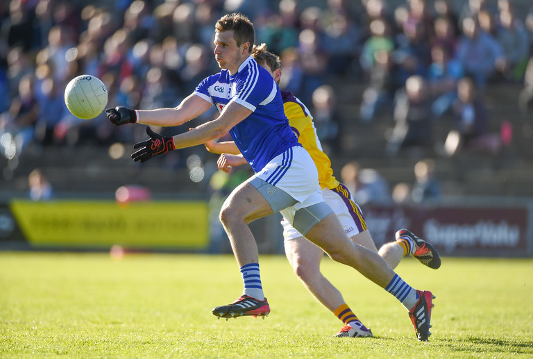Late penalty decision costs Wexford as Laois complete stunning comeback