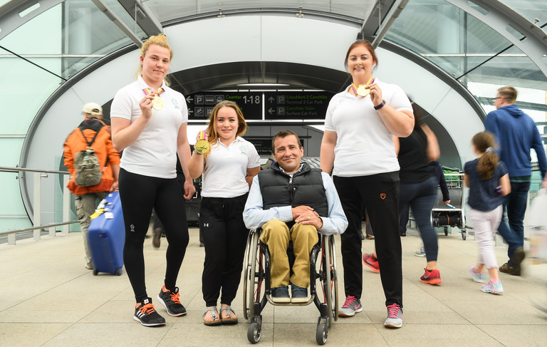 Irish Paralympic Team