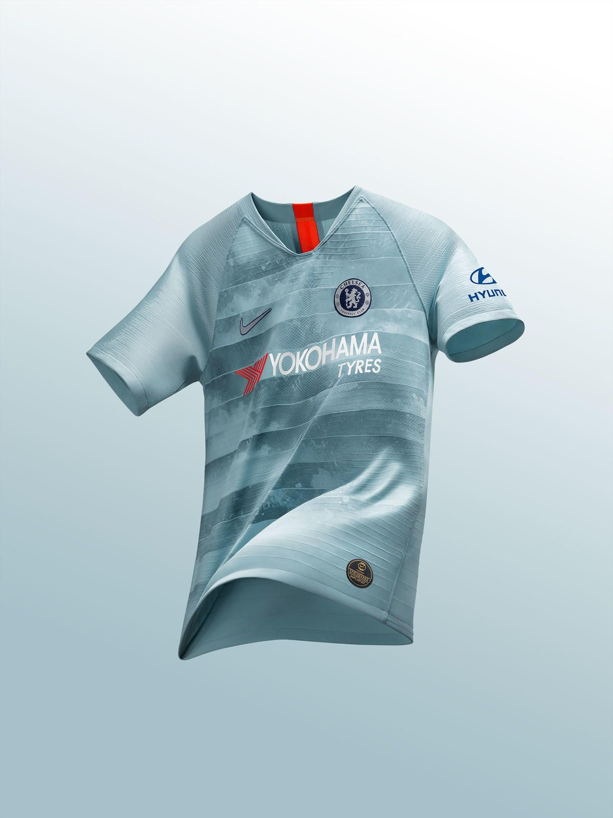 finest selection 69b61 a17f0 Chelsea Release Classy Third Kit That Is Also 'Interactive ...