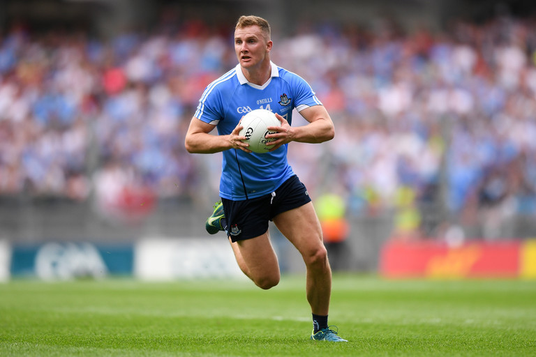 Ciaran Kilkenny nominated for footballer of the year