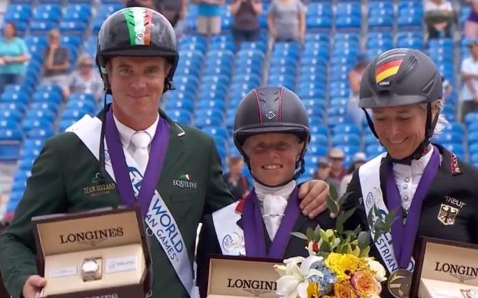 Ireland World Equestrian Games