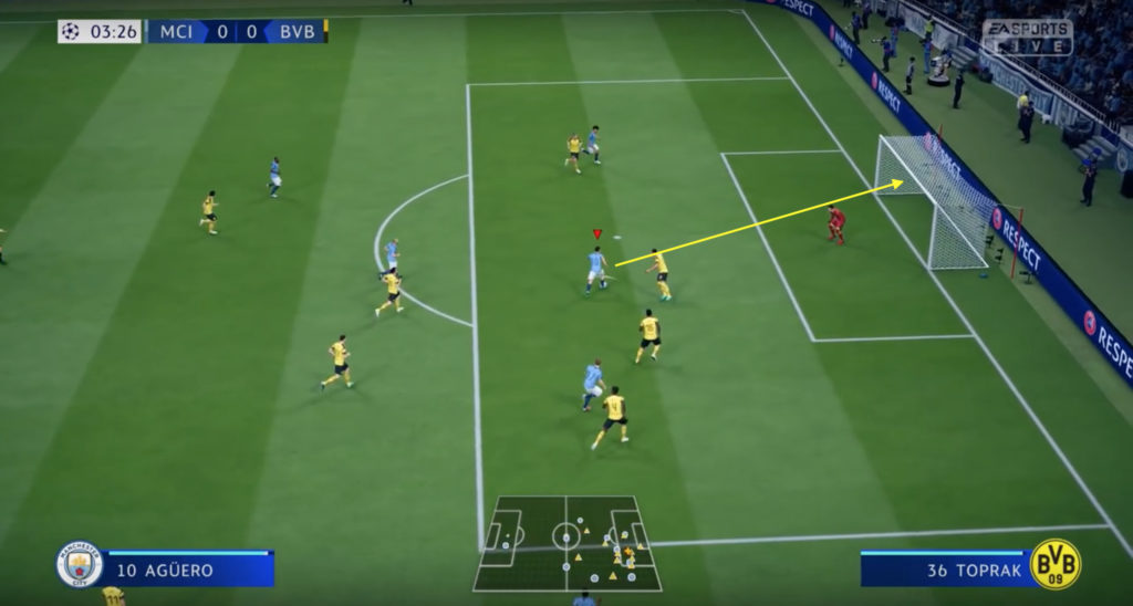 A Guide On How To Finish One-On-Ones In FIFA 19 | Balls ie