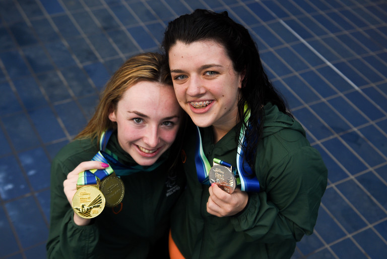 irish medals