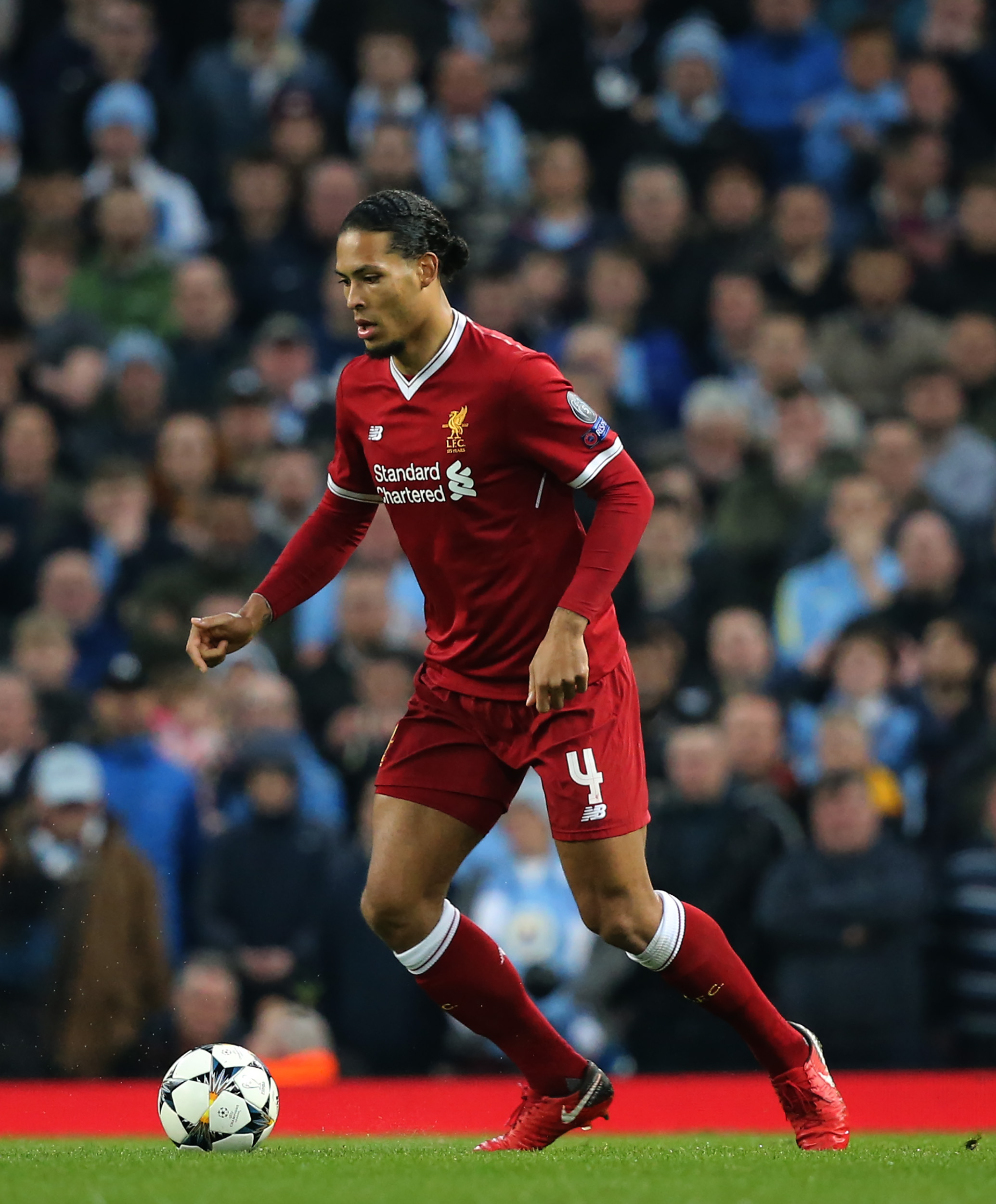 Didi Hamann: Virgil Van Dijk 'By Far' The Best Defender In