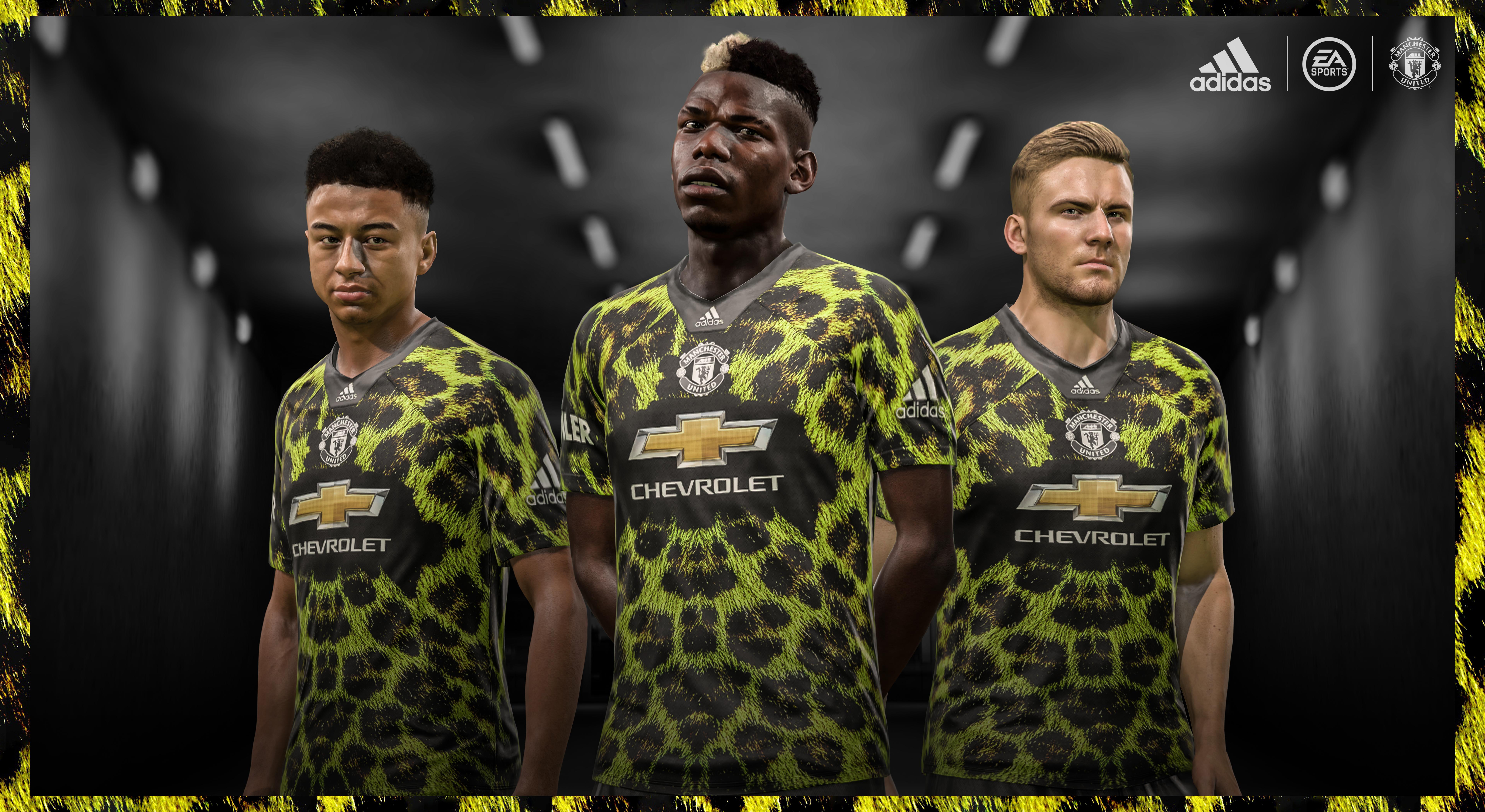 0ad3e5e95 EA Sports   Adidas Release Limited Edition FIFA 19 Jersey Collection ...