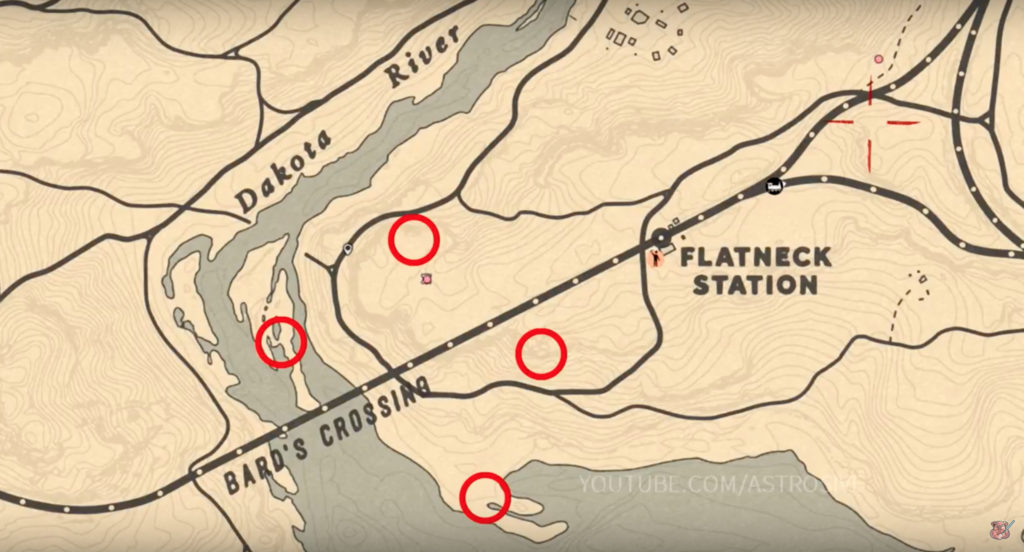 Solved: Bard's Crossing Treasure Map In Red Dead Redemption ... on authentic treasure chests, bahamas 1500s maps, decorating with maps, authentic games, authentic diamonds, civil war camp location maps, printable pirate maps,